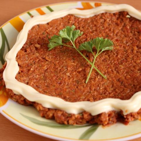 Veganski biftek