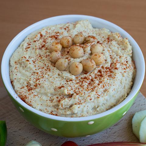 Čičerikin namaz – humus