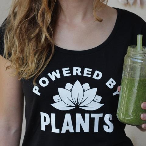 Sem rastlinojedka in veganka