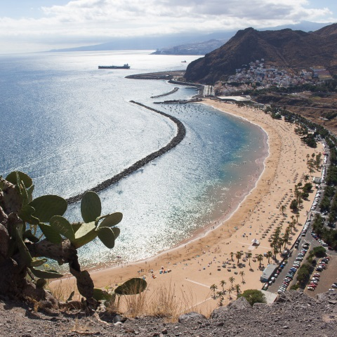 Potopis Tenerife